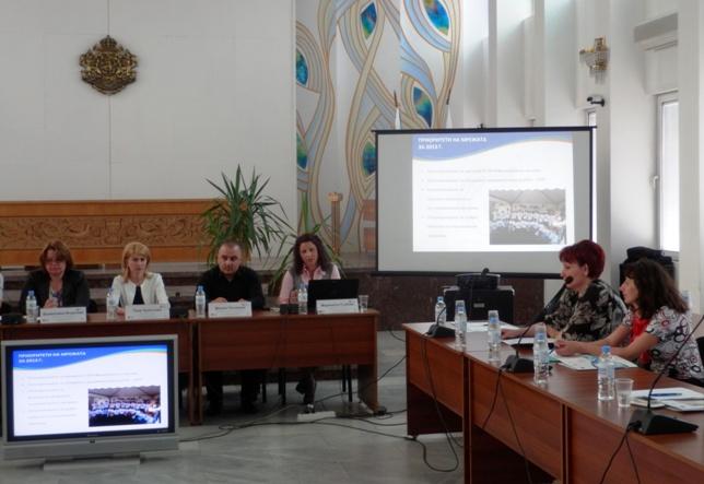 снимка: Областен информационен център - Габрово