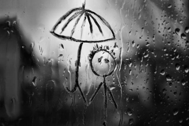 дъждецо мой