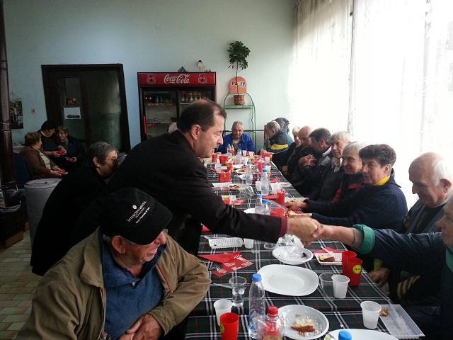 "снимка: Коалиция ""Избирам Севлиево"""